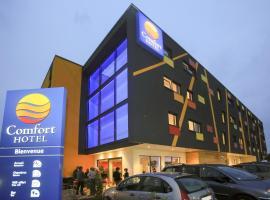 Comfort Hotel Expo Colmar, hotel in Colmar