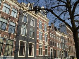 B&B Keizers Canal, hotel near Dutch National Opera & Ballet, Amsterdam