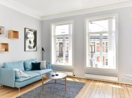 Forenom Serviced Apartments Oslo Royal Park, hotel in Oslo