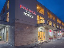 Hotel Franca, отель в Баре