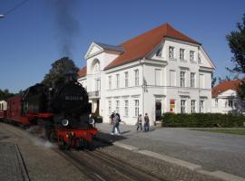Hotel Prinzenpalais Bad Doberan, Hotel in der Nähe von: Seebrücke Kühlungsborn, Bad Doberan