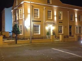 The Lansdowne Hotel, hotel in Leamington Spa