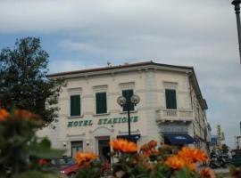 Hotel Stazione, hotel near PalaLivorno, Livorno