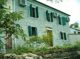 Villa Ermis, hotel a Lákka
