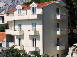 Apartments Danica Drašnice, apartmán v destinaci Drasnice
