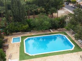 Sylva Hotel, hotel in Limassol