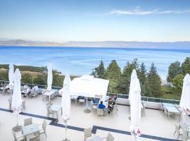 Hotel Izgrev Spa & Aquapark, hotel in Struga