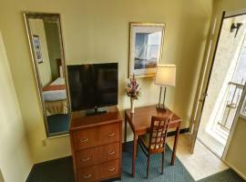 Pier 4 Hotel, boutique hotel in Somers Point