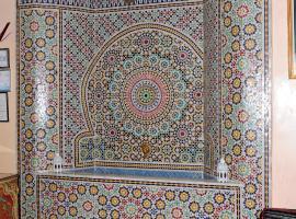 Hotel Jnane Sbile, hotel in Fez