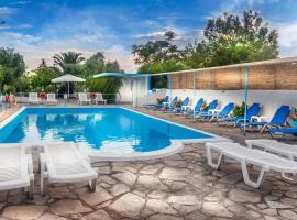 Euro Park Hotel, hotel in Astris