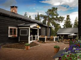 Gammelgården, hotell i  Högfjället