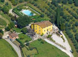 Amedea Tuscany Country Experience, hotel in Pistoia