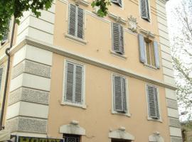 Hotel San Geminiano, hotell i Modena