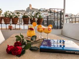 Apartamentos Mariano, hotel in Ibiza Town
