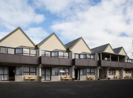 Pembrooke Motor Lodge, motel in Whangarei