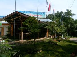 RedDoorz Plus @ Libaong Panglao Bohol, hotel in Panglao Island