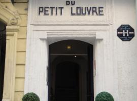 Hôtel du Petit Louvre, hotel in Nice