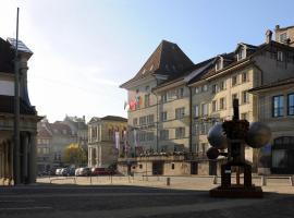 Hôtel de la Rose, Hotel in Freiburg im Üechtland