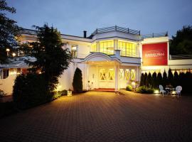 Kurpark Villa Aslan, Hotel in Olsberg
