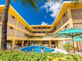 Pizzato Praia Hotel, hotel near Alberto Maranhão Theatre, Natal