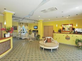 Hotel Miramare, accessible hotel in Maiori