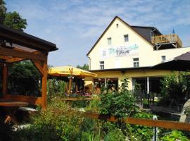 Landhotel Heidekrug, Hotel in der Nähe von: Schloss Kuckucksstein, Dohma