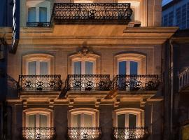 Hotel Puerta Gamboa, hotel in Vigo