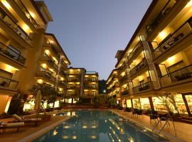 Deltin Suites, self catering accommodation in Candolim