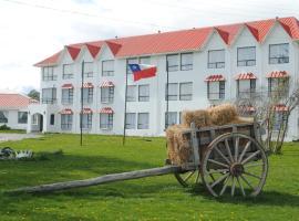Hotel HD Natales, hotel in Puerto Natales