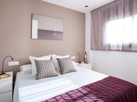 Durlet Rambla Mar Apartments, hotel vicino alla spiaggia a Barcellona