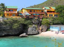 Bahia Apartments & Diving, hotel perto de Christoffel National Park, Lagun