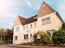 Heimathafen, Hotel in Büsum