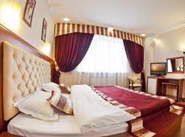 Отель Аурелиу, отель в Краснодаре