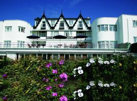 Hotel De Normandie, hotel in Saint Helier Jersey