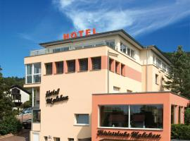 Hotel Malchen Garni, hotel near Abbey and Altenmünster of Lorsch, Seeheim-Jugenheim