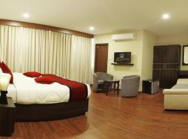 Hotel Meridian Suite, hotel em Kathmandu