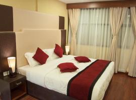Hotel Meridian Suite, hôtel  près de: Aéroport international Tribhuvan de Katmandou - KTM