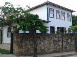 Pouso Realeza, hotel em Tiradentes