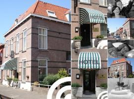 Hotel Kuiperduin, hotel in Hoek van Holland