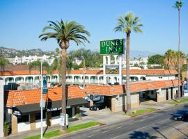 Dunes Inn - Sunset, hotel near Dolby Theater, Los Angeles