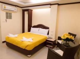 Honey House 3, hotel near Pattaya Floating Market, Jomtien Beach