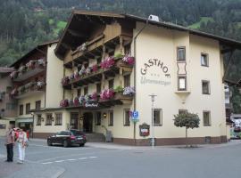 Gästehaus Untermetzger, Hotel in Zell am Ziller