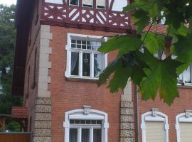 Haus Sonnenschein - Ferienwohnung Traxdorf, Ferienwohnung in Bad Sulza