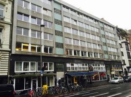 Hotel Garni Emir, Bed & Breakfast in Köln