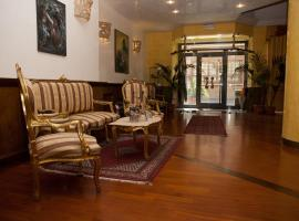 Hotel Altavilla, hotel in Montefiascone