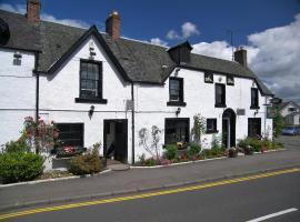 Lion and Unicorn Hotel, hotel near William Wallace Statue, Thornhill