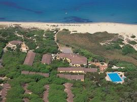 Club Hotel Residence Baiaverde, resort village in Valledoria