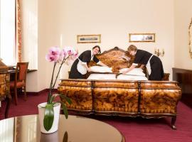 Hotel Stefanie, hotel em Viena