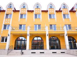 Hotel Maxim, hotel in Oradea