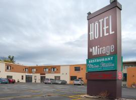 Hotel Le Mirage, hotel near Montréal/St-Hubert Airport - YHU, Saint-Basile-le-Grand